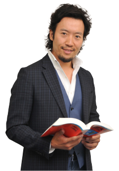 英語進学塾リオン塾長 松田 貴盛