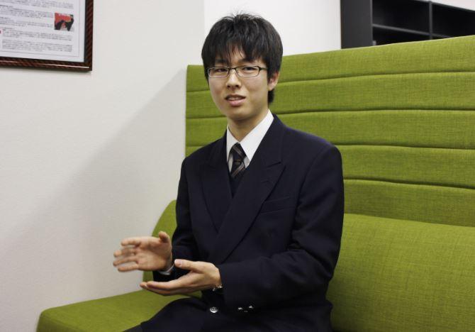 林くんインタビュー1